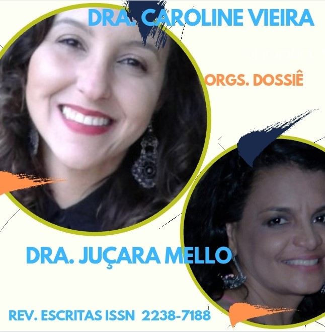 Organizadoras do dossiê