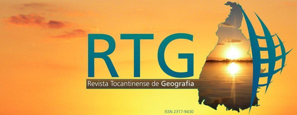 REVISTA TOCANTINENSE DE GEOGRAFIA
